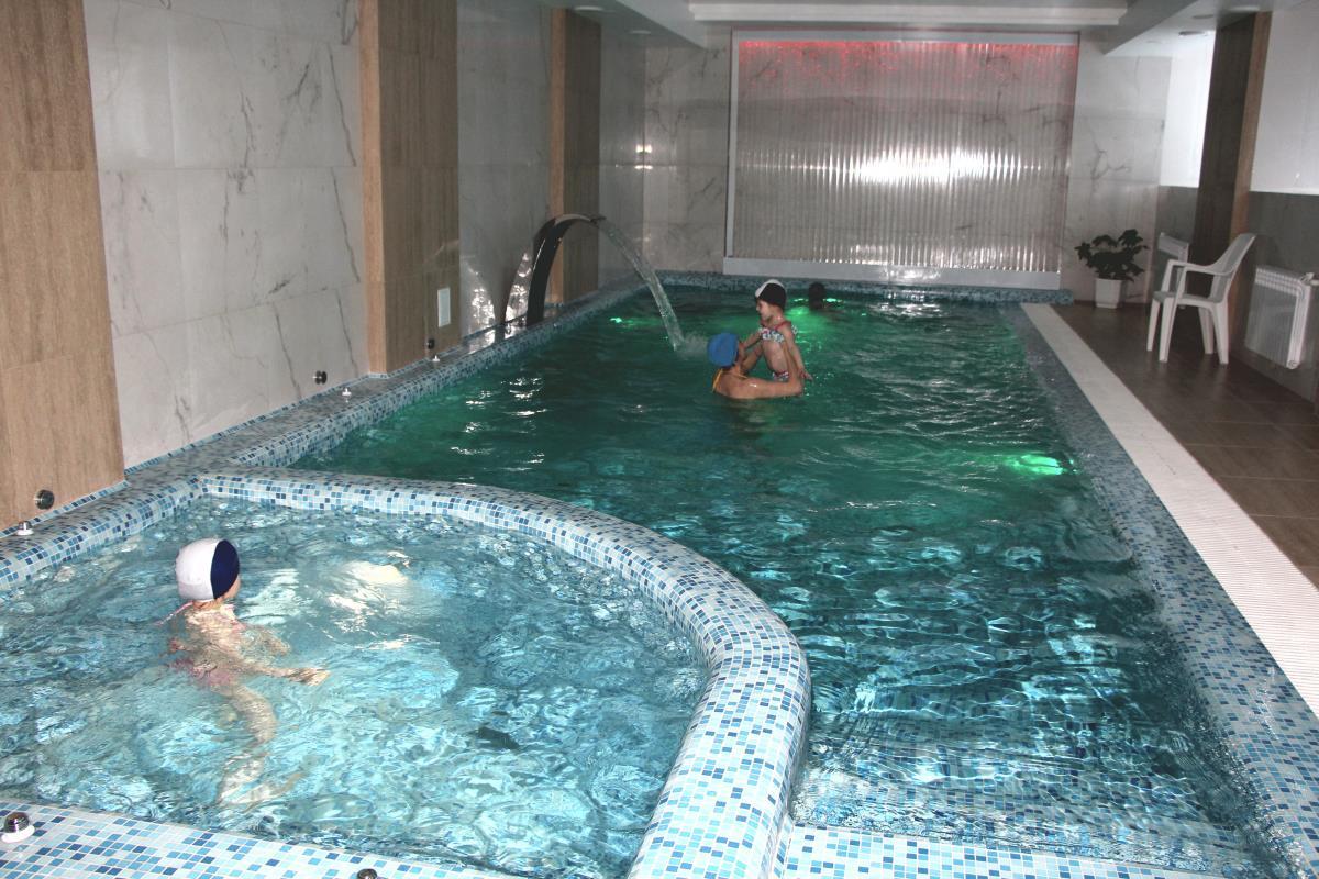 Если плавать, то в «Металлурге»