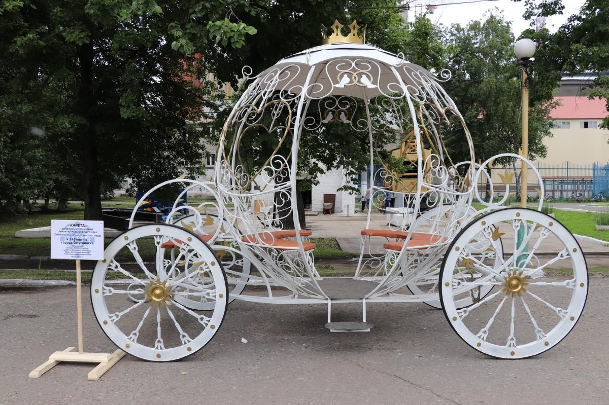 В Омутнинске - современные арт-объекты