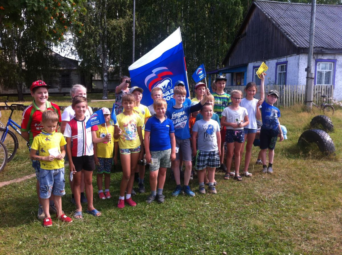 Спортивный выходной в Лесных Полянах прошел на «ура»
