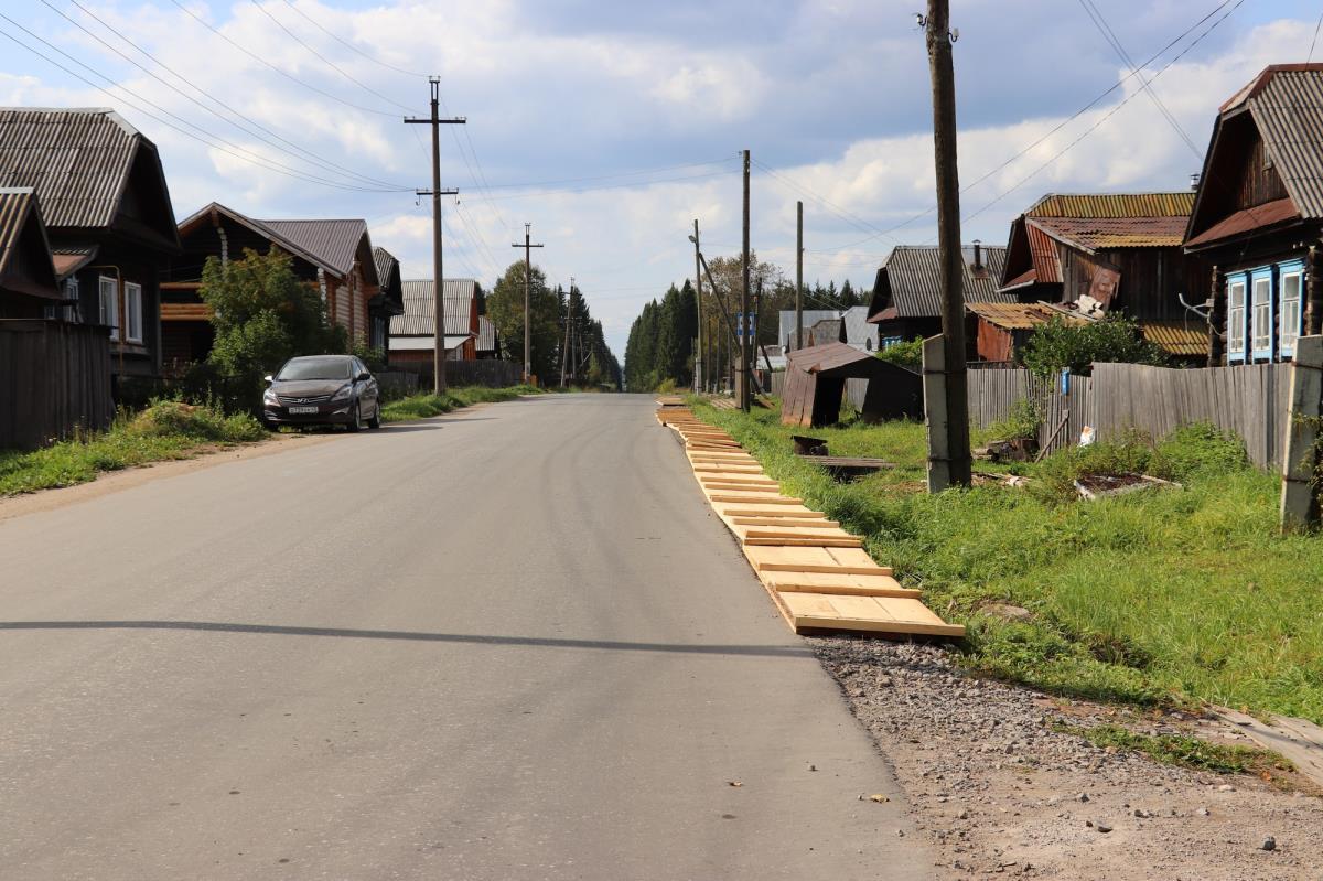 Новые тротуары – на улицах города
