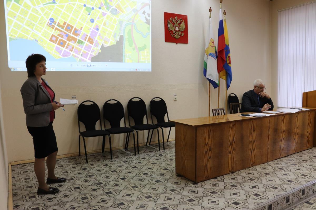 Парковая зона в центре города будет расширена