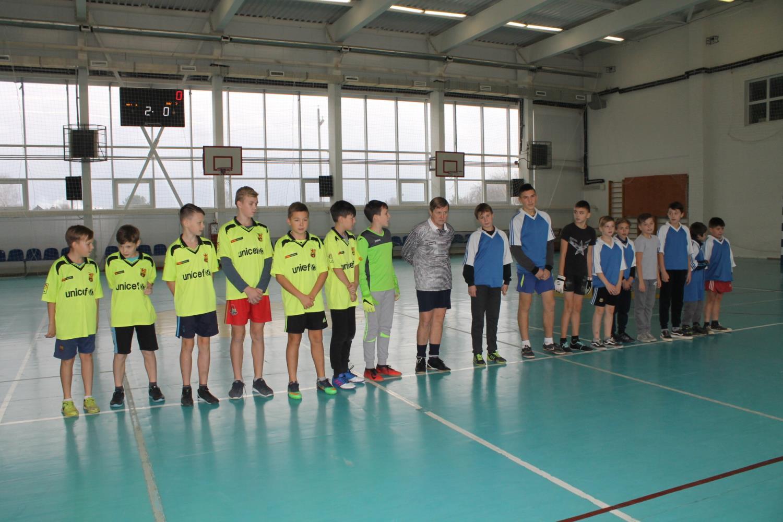 Мини-футбол 2