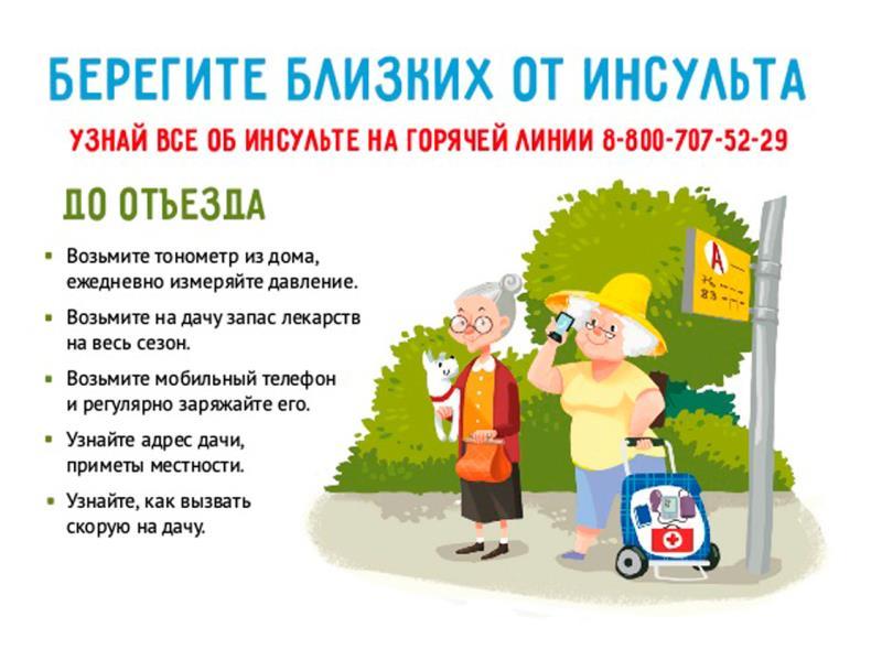 С 26 по 29 октября в Омутнинске проходят дни борьбы с  инсультом