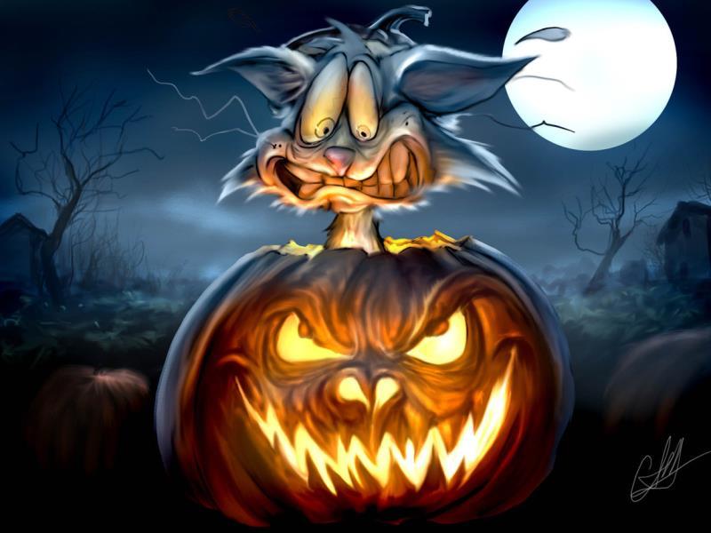 13 фильмов в Хэллоуин...