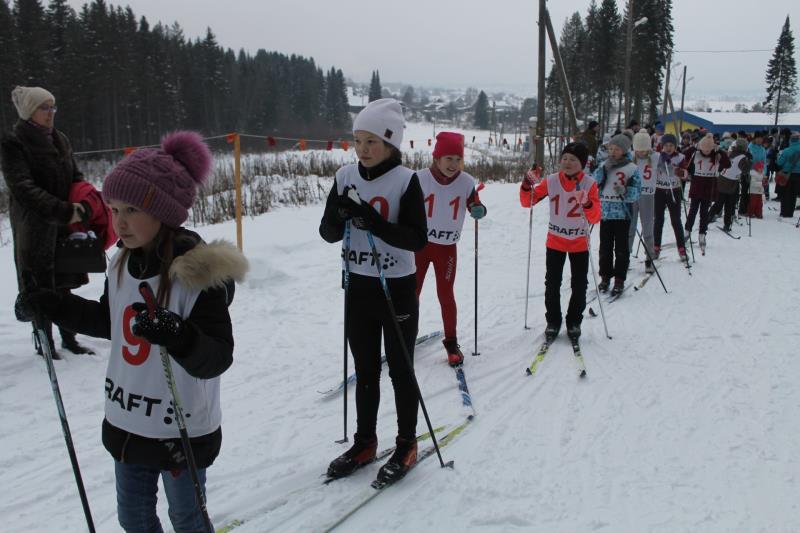 Лыжники открыли сезон