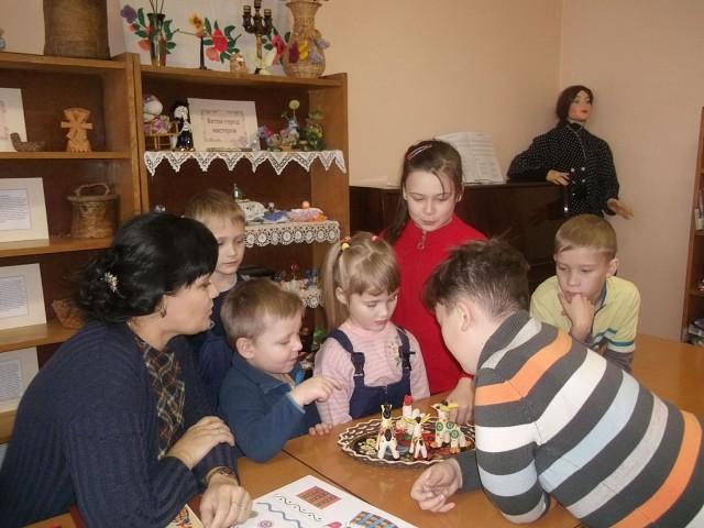 Праздники в Песковке