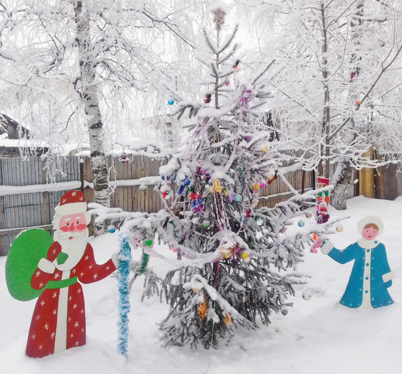 Дед Мороз, Робот и прочие чудеса Омутнинска