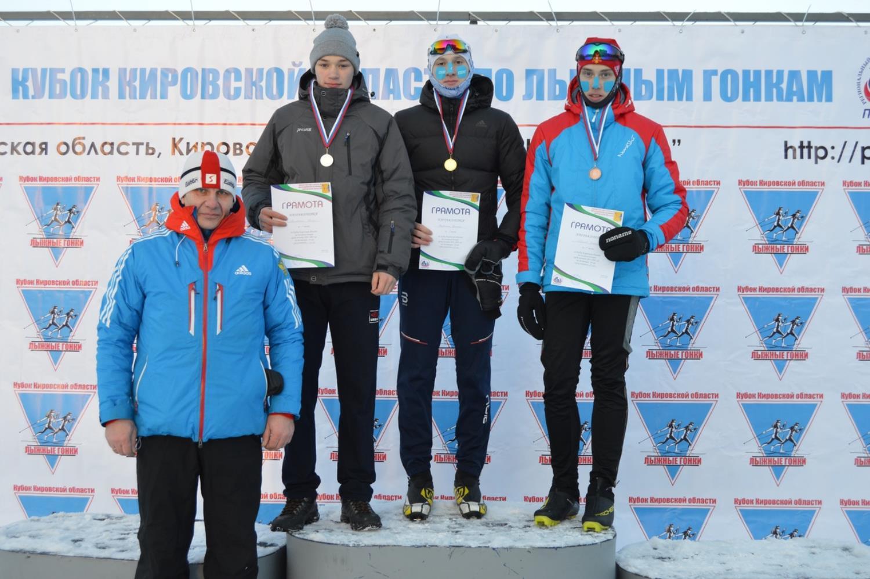 Лыжники показали высокие результаты