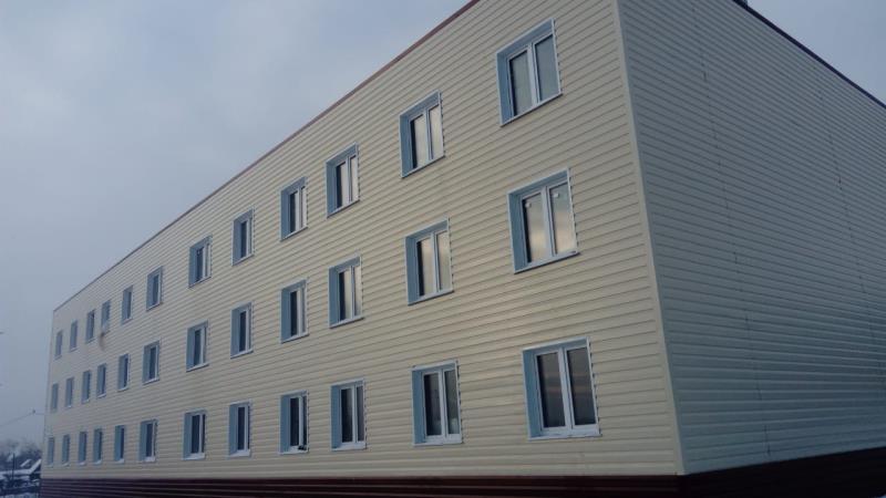 В Омутнинске два новых дома введены в эксплуатацию