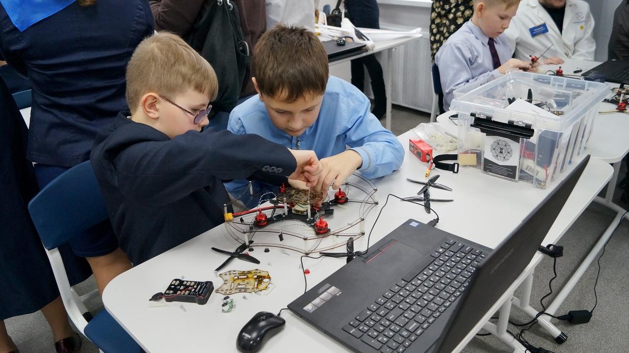 проект «Инженерный класс» 2