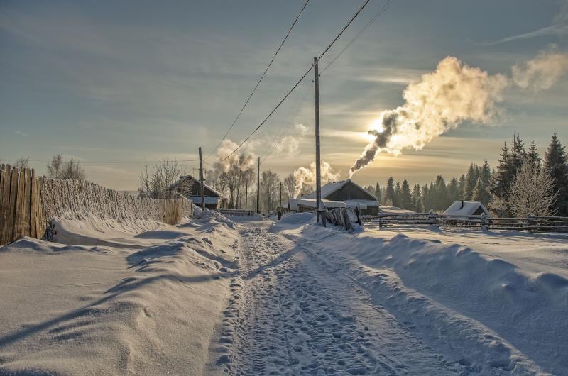 Потепление сменится резким похолоданием