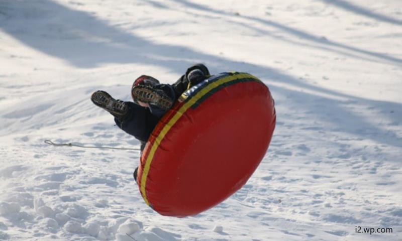 Со снежной горки – в травматологию