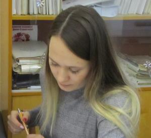 Екатерина Русинова