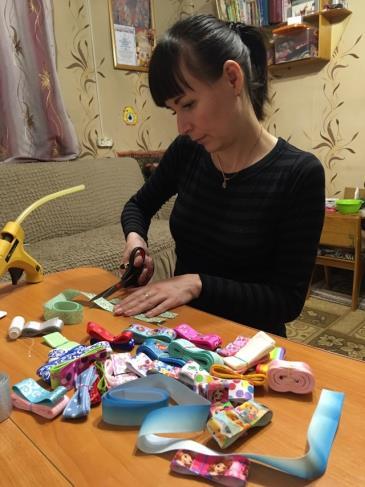 изделия Натальи Шитовой, конкурс радуга творчества