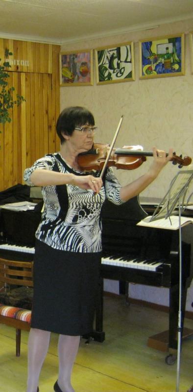 Концерт произведений Петра Чайковского