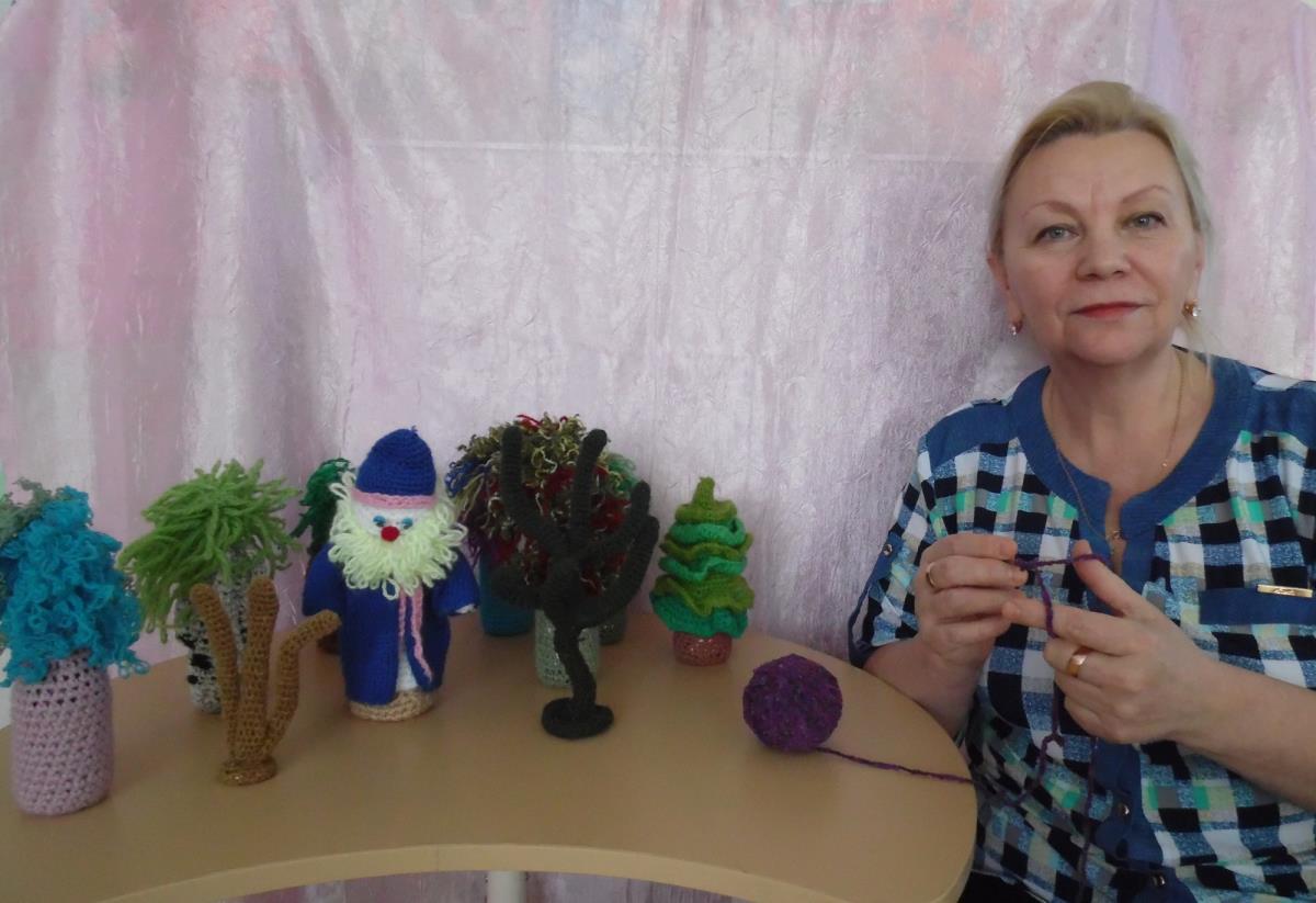изделия Надежды Игнатьевой, конкурс радуга творчества 1