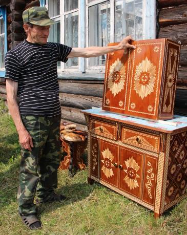 изделия Геннадия Корепанова, конкурс радуга творчества