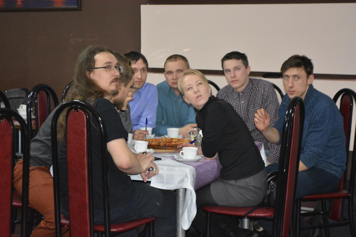 второй турнир по игре «Мегамозг» 1
