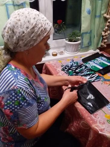 изделия Валентины Шихалеевой, конкурс радуга творчества