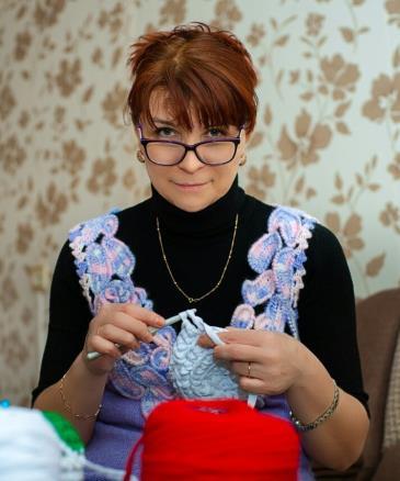 изделия Марии Басмановой, конкурс радуга творчества