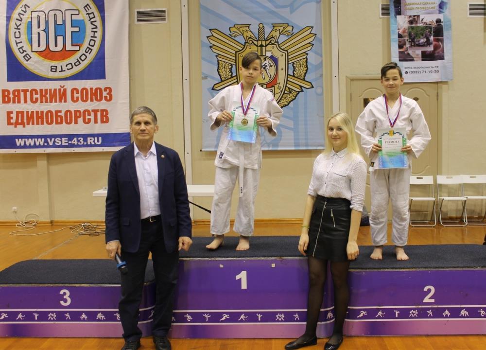 В призерах - восточнинцы