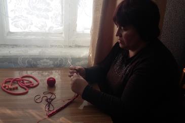 изделия Эльвиры Галочкиной, конкурс радуга творчества