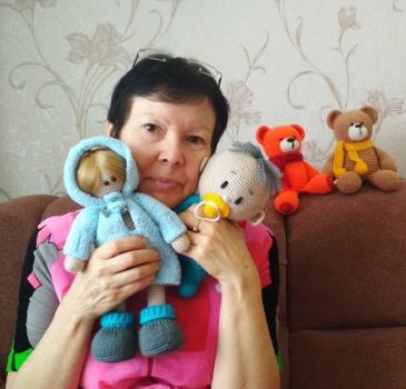 изделия Татьяны Москвиной, конкурс радуга творчества