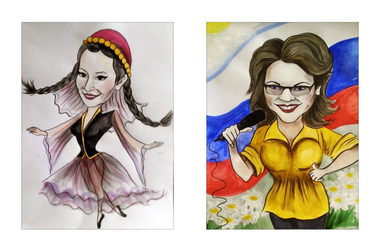 изделия Ирины Кузнецовой, конкурс радуга творчества 6