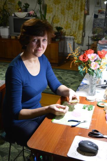изделия Валентины Котовой, конкурс радуга творчества