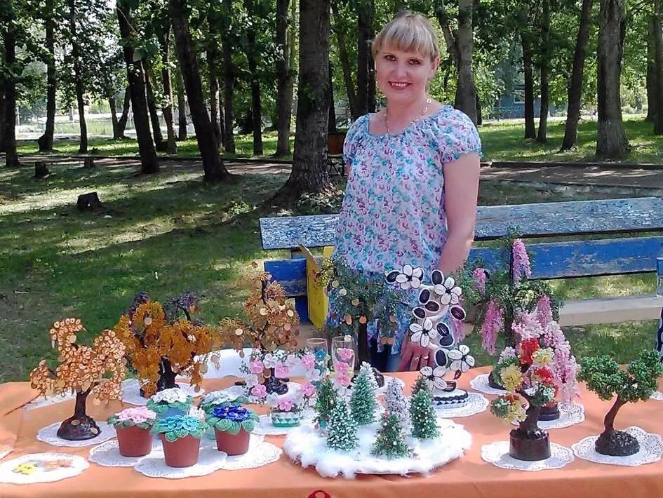 изделия Алевтины Барановой, конкурс радуга творчества