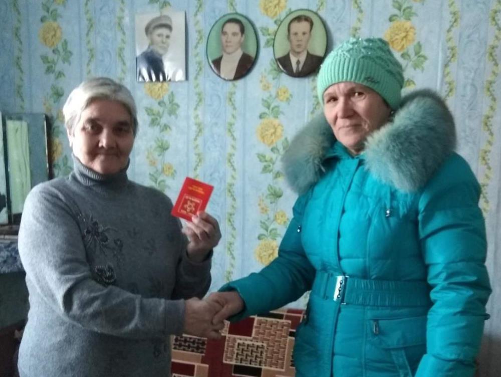 В деревне Зимино прошла акция «Память сердца» 2