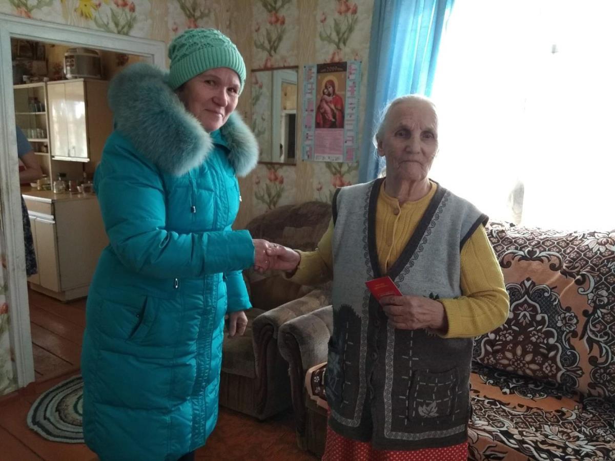 В деревне Зимино прошла акция «Память сердца» 3