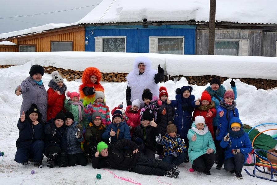 В «Лесозаводском» и «Бамовском» ребята вышли гулять 8