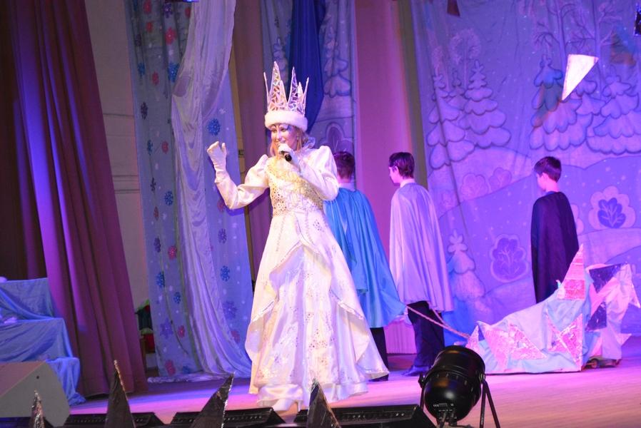 В Омутнинске - «Снежная Королева» в новом формате