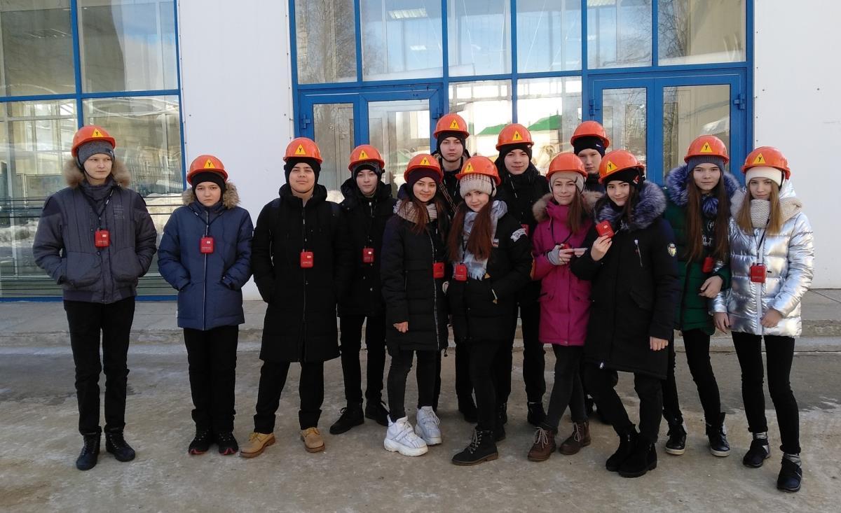 Кванторианцы продолжают изучать родной край и посещать Омутнинский металлургический завод 2