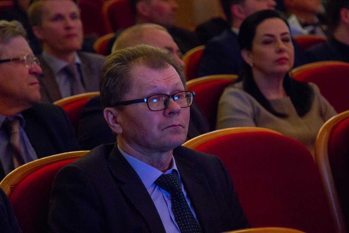 Владимир Друженьков в санатории «Митино»на двухдневном семинаре для глав муниципальных районов и городских округов