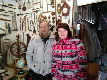 Леонид и Светлана Русиновы