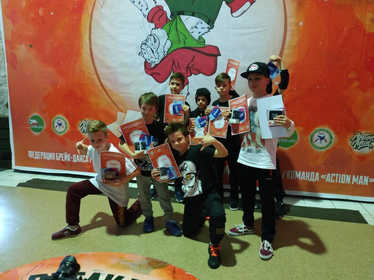 «New Balance Crew» - победа в Казани