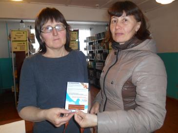 Анна Имамалиева и Людмила Юрьевна