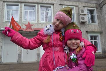 Анастасия и Анна Овечкины