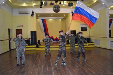 военно-патриотическая игра «Тропа к генералу» 7