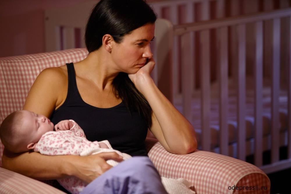 Куда пропадает материнский инстинкт