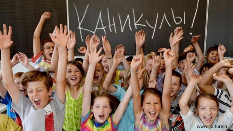 При школах организуют лагеря отдыха