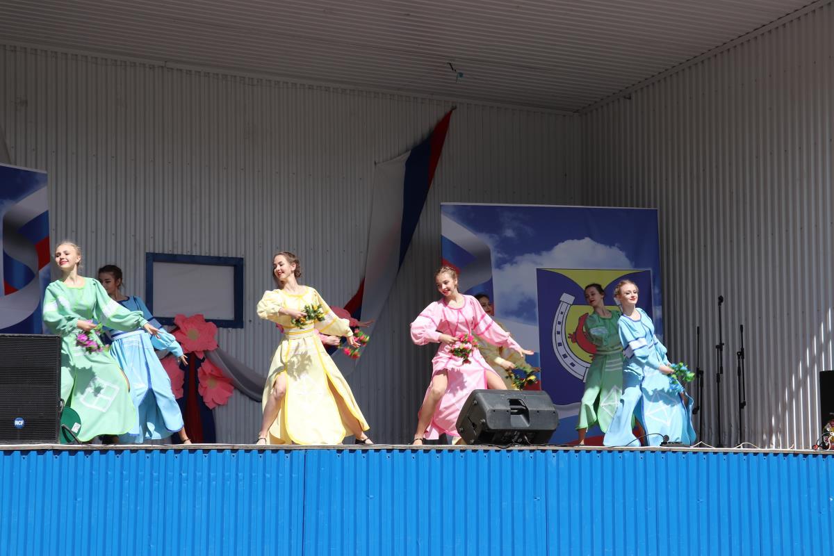 Омутнинский район отметил День России и свой юбилей