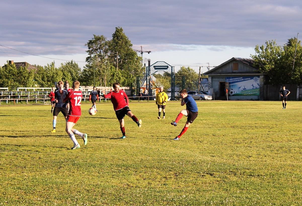 Футбол в праздник