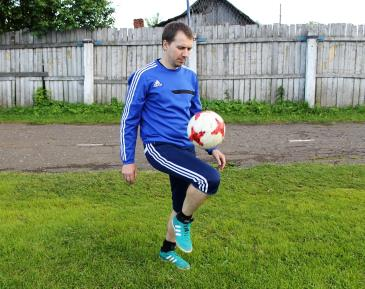 Омутнинского футбольного клуба «Металлург» 2
