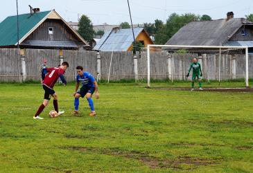 матч «Металлург» - «Факел-М» (Киров) 16