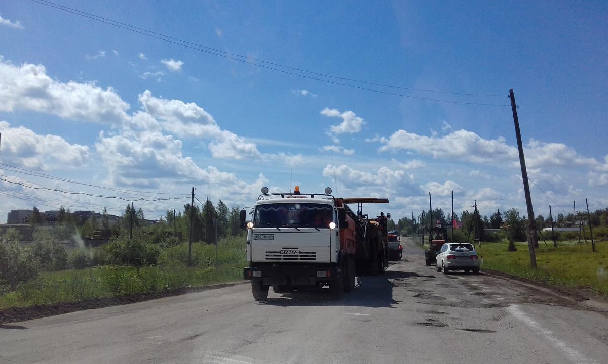Проблемный участок дороги отремонтируют