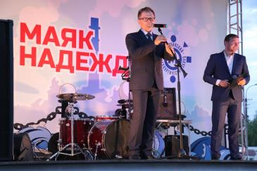 выпускном бале «Маяк надежды-2019» 4