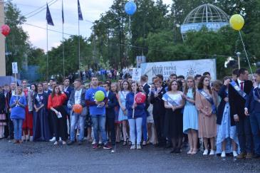 выпускном бале «Маяк надежды-2019» 6